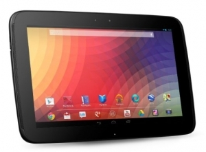Nexus Android tablet