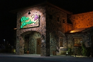 Olive Garden has two deals for military service members.