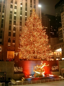 Rockefeller Center Christmas Tree 2012 photo
