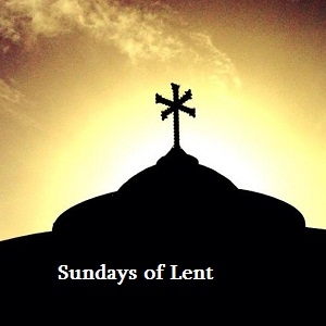 Sundays of Lent