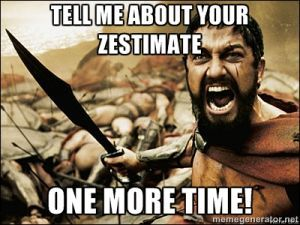 Zestimates are the opposite of accuracy