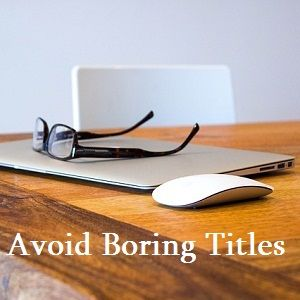 Real Estate Blog Titles