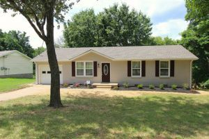 Clarksville TN has many affordable homes under $100,000.