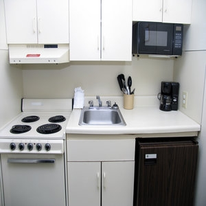 efficiency kitchen